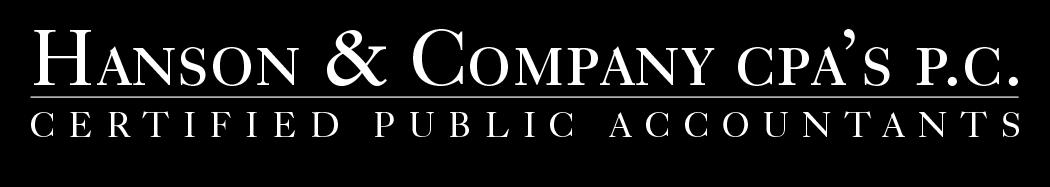 Hanson & Company CPAs P.C. Logo